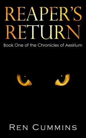 Reaper's Return (Chronicles of Aesirium, #1)