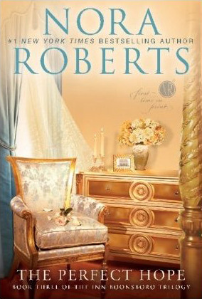 Book Review: Nora Roberts' The Perfect Hope
