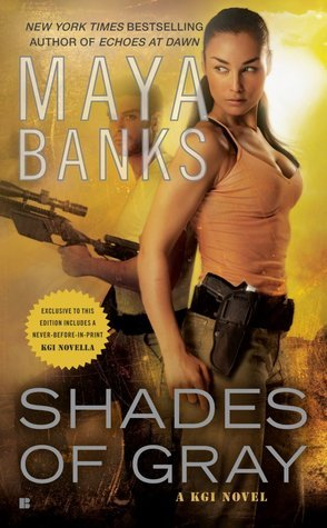 Book Review: Maya Banks' Shades of Gray