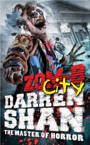 Zom-B City (Zom-B #3) – Darren Shan