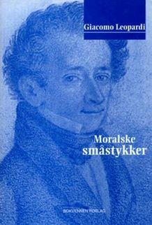 Moralske småstykker Giacomo Leopardi