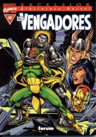 Biblioteca Marvel: LOS VENGADORES nº 22  by  Steve Englehart