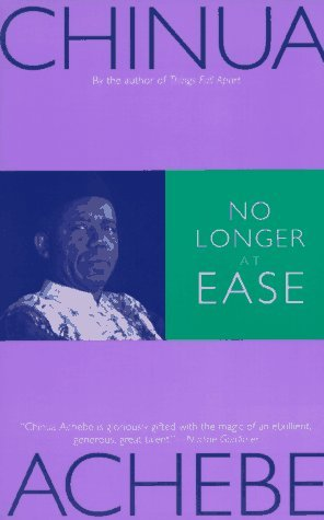 No Longer at Ease (The African Trilogy, #2)