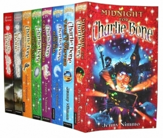 The Complete Charlie Bone Series