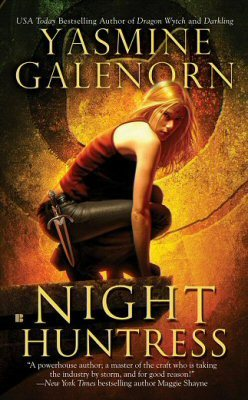 Night Huntress (Otherworld / Sisters of the Moon #5)