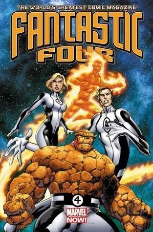 Fantastic Four, Vol. 1: New Departure, New Arrivals