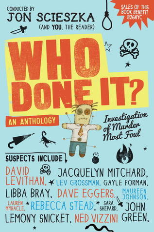 Who Done It? Cover