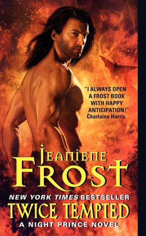 Book Review: Jeaniene Frost's Twice Tempted