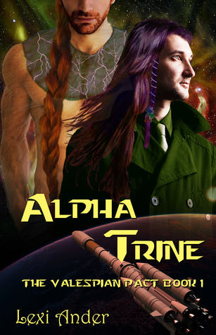 Alpha Trine (The Valespian Pact #1)