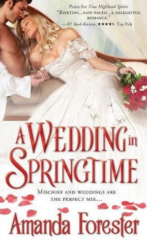 A Wedding in Springtime (Marriage Mart, #1)