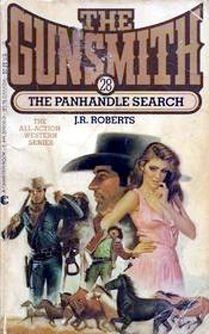 The Panhandle Search (The Gunsmith, #28)