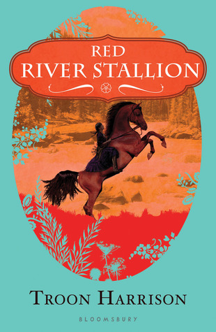 Red River Stallion Troon Harrison