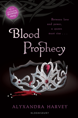 Blood Prophecy (Drake Chronicles, #6)