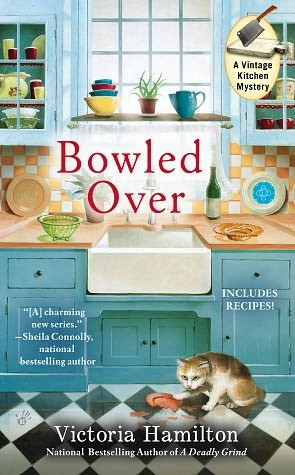 Bowled Over (A Vintage Kitchen Mystery, #2)