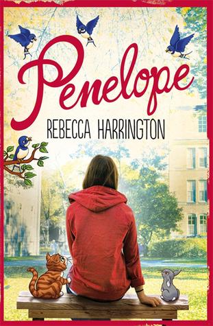 Penelope Rebecca Harrington book cover