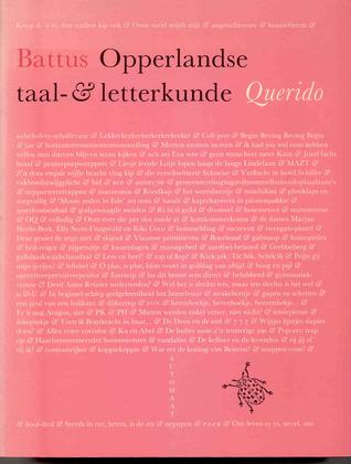 Opperlandse taal- & letterkunde  by  Battus