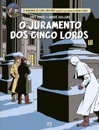 O Juramento dos Cinco Lords (Blake et Mortimer, #21)  by  Yves Sente