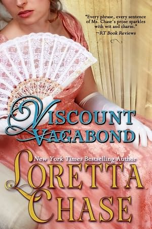 Viscount Vagabond (Regency Noblemen, #1)