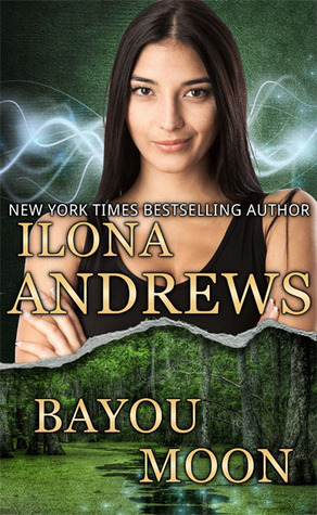 The cover for Ilona Andrews' Bayout Moon