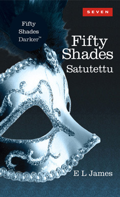 Satutettu (Fifty Shades, #2)
