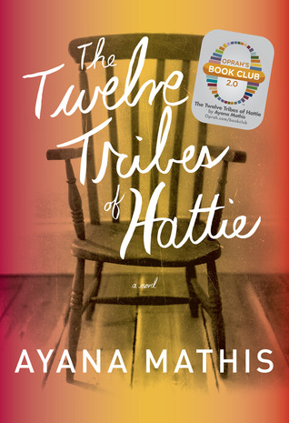 The Twelve Tribes of Hattie by Ayana Mathis, Book Blog Meme
