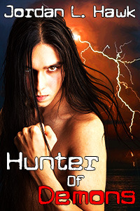 Book Cover Hunter of Demons