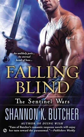 Book Review: Shannon K. Butcher's Falling Blind