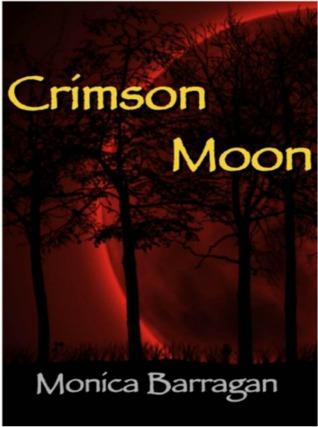 Crimson moon  by  Monica Barragan