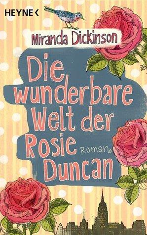 Die Wunderbare Welt Der Rosie Duncan Roman