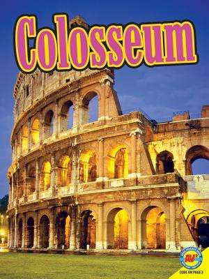 Colosseum with Code  by  Simon Rose