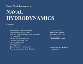 Twenty-Third Symposium on Naval Hydrodynamics  by  Office of Naval Research Bassin DEssais