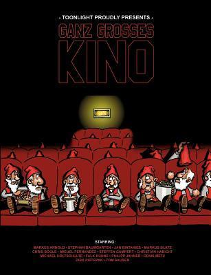 Ganz grosses Kino: Ein satirisches Kinocartoonbuch Philipp Jahner
