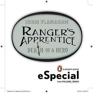Death of a Hero - Ranger's Apprentice eSpecial
