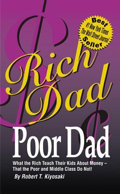 Rich Dad, Poor Dad cover