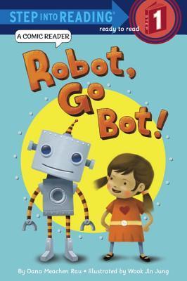 Robot, Go Bot!: A Comic Reader (2013)