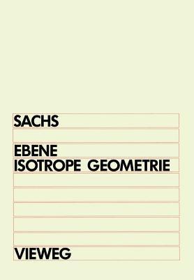Ebene Isotrope Geometrie Hans Sachs