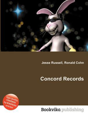 Concord Records Jesse Russell