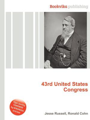 43rd United States Congress Jesse Russell