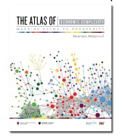 The Atlas of Economic Complexity - Mapping Paths to Prosperity by Ricardo Hausmann