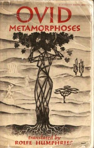 an analysis of the immortal world of ovids in the metamorphoses A key theme in the metamorphoses so that they can weather the changes of the world.