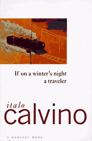 If on a winter's night a traveler, Italo Calvino, второ лице