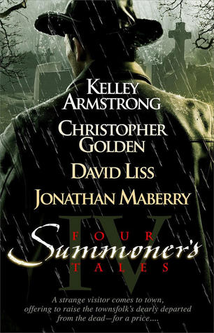 Book Review: Kelley Armstrong's Four Summoner's Tales