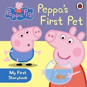 Peppas First Pet  by  Ladybird Books Ltd