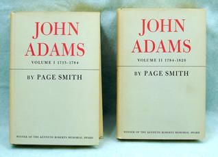 John Adams, Vol 1: 1735-1784  by  Page Smith