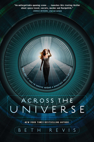 book review across the universe beth revis
