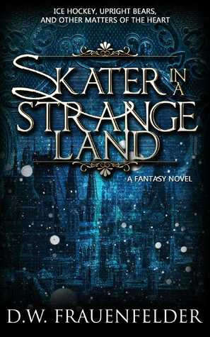 Cover image - Skater in a Strange Land