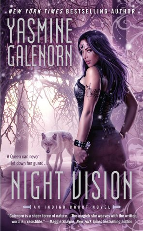 Book Review: Yasmine Galenorn's Night Vision