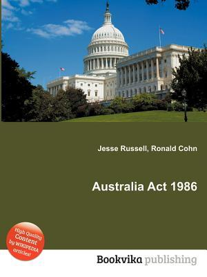 Australia ACT 1986  by  Jesse Russell