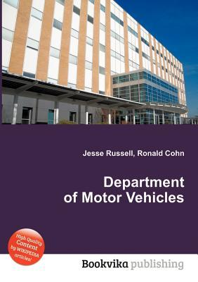 Department of Motor Vehicles Jesse Russell