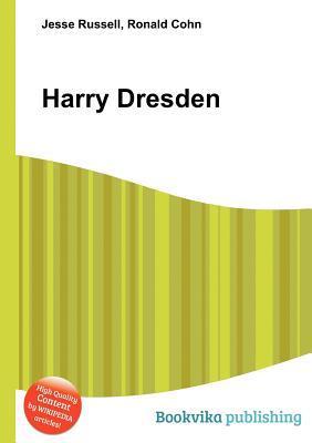 Harry Dresden  by  Jesse Russell